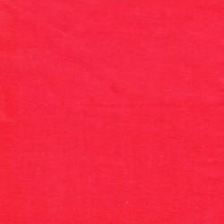Ситец гладкокрашеный красный