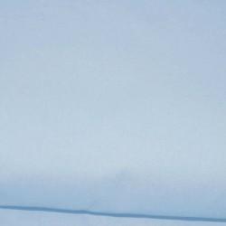Бязь гладкокрашеная голубая 150 см