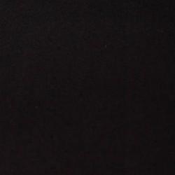 Бязь гладкокрашеная черная 150 см