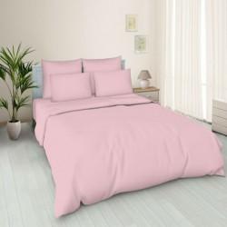 Поплин гладкокрашеный светло-розовый