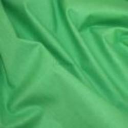 Бязь гладкокрашеная зеленая 150 см