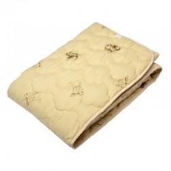 Одеяло верблюжья шерсть 1,5 сп.