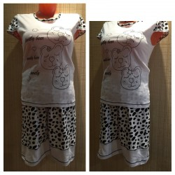 Пижама женкская 2 в 1
