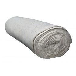 Холстопрошивное полотно белое 5 мм