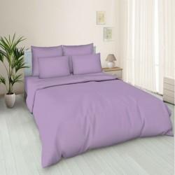 Бязь гладкокрашеная фиолетовая