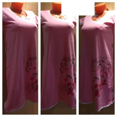 Сорочка-футболка женкская